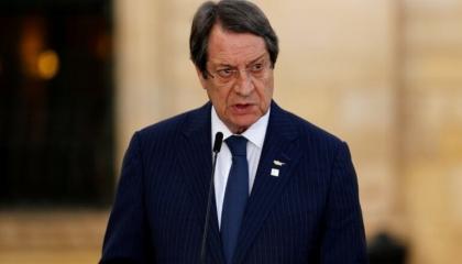الرئيس القبرصي: لن نقبل أن نكون عبيدًا لتركيا.. ولن نتحول إلى سوريا وليبيا