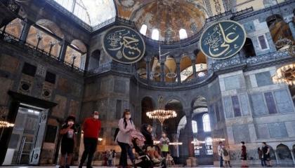 الكرملين: لابد لتركيا أن تضع في اعتبارها أهمية «آيا صوفيا» عالميًا