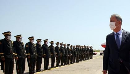 البرلمان الليبي: زيارة آكار لطرابلس أكدت محاولة أنقرة لاحتلال ليبيا ونهبها