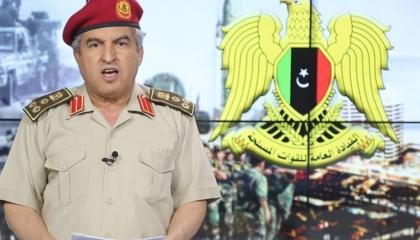 الجيش الليبي: جاهزون لصد أي هجوم محتمل من مرتزقة تركيا على سرت