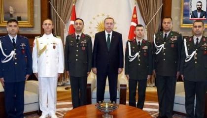 الإفراج عن قيادات بالجيش التركي كشفوا عن مكان اختباء أردوغان ليلة الانقلاب