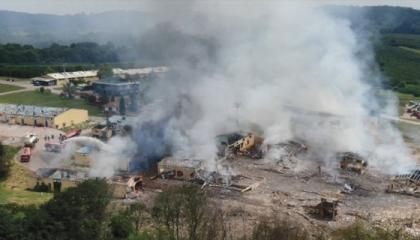 تركيا تعتقل مالك مصنع الألعاب النارية وابنه بعد مصرع وإصابة 129 عاملًا