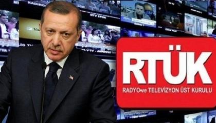 عضو «الأعلى للتلفزيون» التركي: أردوغان يعين فريقًا لمراقبة قنوات المعارضة