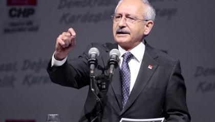 زعيم المعارضة التركية: رجال أعمال أردوغان «يأخذون العمال لحم ويرمونهم عضم»