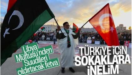 فيديوجراف.. دعمًا للمحتل التركي.. مفتي الدماء يدعو الليبيين للتظاهر