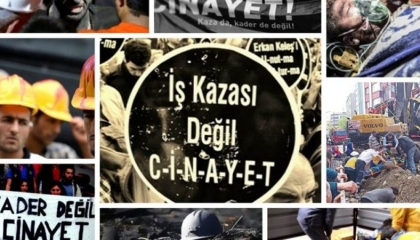 تقرير رسمي: مصرع ألف عامل تركي في جرائم العمل خلال 6 شهور