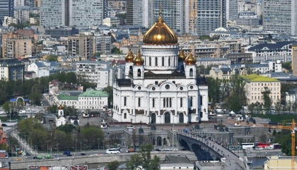 البطريركية الروسية بعد تحويل آيا صوفيا لمسجد تتوعد تركيا: خلافاتنا أكبر