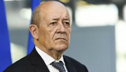 وزير الخارجية الفرنسي: تصريحات أردوغان «عنيفة وتتسم بالكراهية»