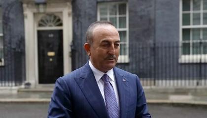 وزير خارجية تركيا: وقف إطلاق النار بليبيا مرهون بانسحاب « حفتر» من سرت
