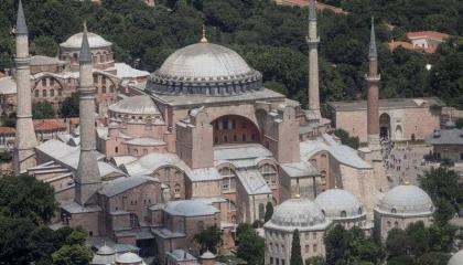 «الخارجية الروسية»: الأصرح التاريخية ملك للعالم.. وعلى تركيا احترام قيمتها