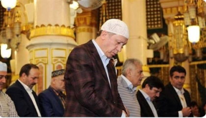 نشرة أخبار «تركيا الآن»:دعوات لأردوغان بالإمامة في آيا صوفيا وإعلان الخلافة