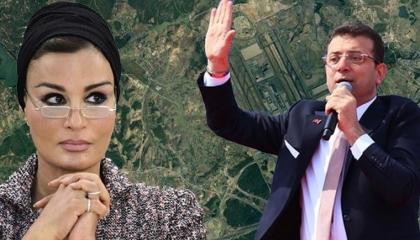 إمام أوغلو تعليقًا على تخصيص 44 فدانًا لـ«موزة»: لن نسمح بخيانة شعب إسطنبول