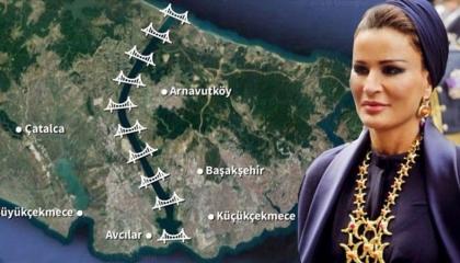 المعارضة التركية تنتقد بيع نظام أردوغان أراضيَ لـ«موزة»: خيانة ونهب وجشع