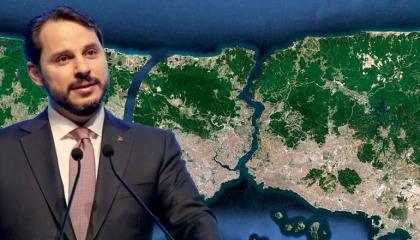 بقرار حكومي.. أراضي صهر أردوغان على قناة إسطنبول تتحول لمناطق سكنية وتجارية