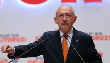 زعيم المعارضة التركية يعلن رفضه حضور ذكرى شهداء مسرحية الانقلاب