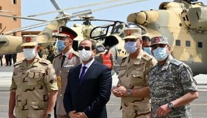 وكالة أنسا الإيطالية: مصر قادرة على التدخل في ليبيا لحماية أمنها القومي