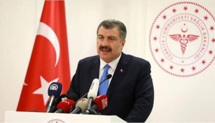 تركيا تسجل 924 إصابة جديدة بفيروس كورونا