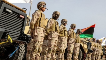 الجيش الليبي: قادرون على صد أي هجوم تركي على سرت والجفرة