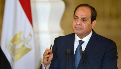 السيسى: مصر تواجه تحديات لم تمر بها في تاريخها الحديث.. وواثقون من عبورها