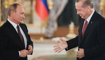 تركيا تستقبل وفدًا روسيًّا لمناقشة الملف الليبي