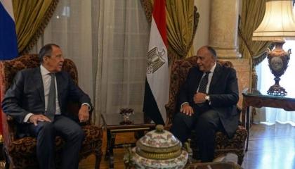 الخارجية المصرية لـ«موسكو»: وقف إطلاق النار في ليبيا «ضرورة»