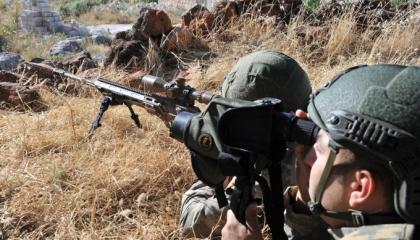 القوات التركية تقتل اثنين من حزب العمال الكردستاني بشمال شرق سوريا