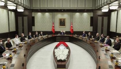 اجتماع عاجل لمجلس الأمن القومي التركي برئاسة أردوغان دون الإعلان عن تفاصيل