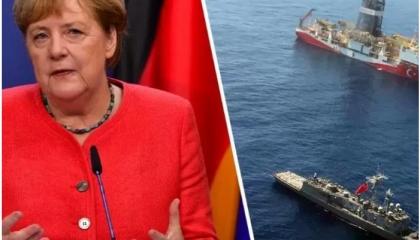صحيفة ألمانية تكشف كيف منعت أنجيلا ميركل حربًا محتملة بين تركيا واليونان