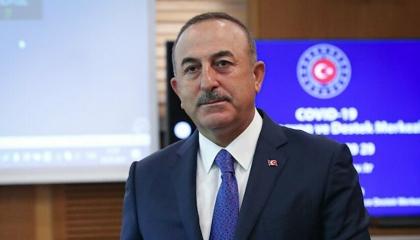 «الحرب في ليبيا» كلمة السر وراء زيارات وزير الخارجية التركي إلى أفريقيا