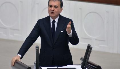 المتحدث باسم حزب أردوغان: ما تراه اليونان «همجية».. نراه أملا لشعوب العالم