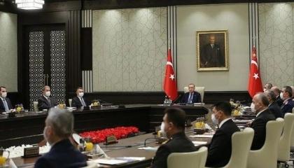 مجلس الأمن القومي التركي: نطالب أرمينيا بمغادرة الأراضي الأذربيجانية
