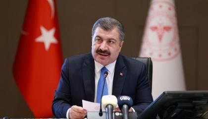 تركيا تسجل 902 حالة إصابة جديدة بكورونا