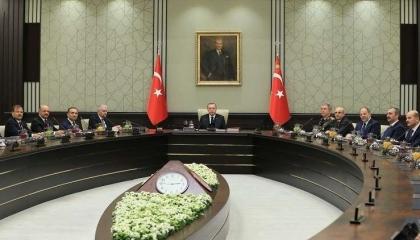 مجلس الأمن التركي: نحمي مصالحنا في المتوسط.. ومستمرون في دعم الليبيين