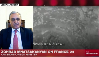 وزير الخارجية الأرميني: عازمون على إرساء السلام.. وتدخل تركيا يوتر العلاقات