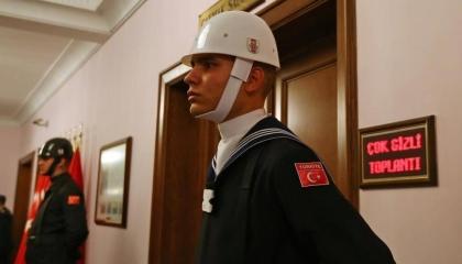 المجلس العسكري الأعلى بتركيا يجتمع غدًا برئاسة أردوغان