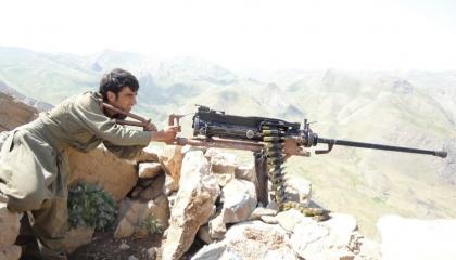 مقتل 4 جنود أتراك وإصابة 3 في شمال العراق