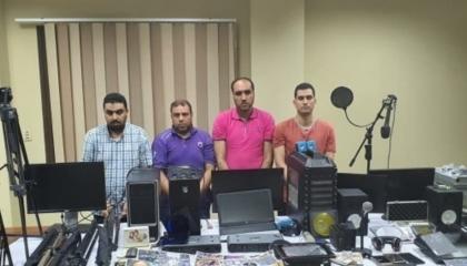 ضبط خلية إرهابية للإخوان بمصر بتهمة فبركة فيديوهات لقيادات في تركيا