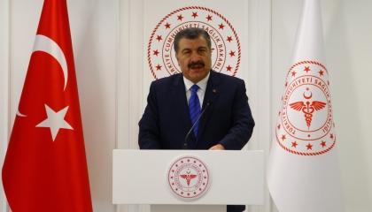 تركيا تسجل 937 إصابة جديدة بفيروس كورونا والوفيات ترتفع 5580 حالة