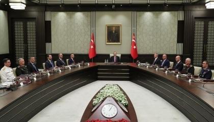 أطاح بـ30 جنرالا وإجمالي التغييرات 447..أردوغان يحكم قبضته على الجيش التركي