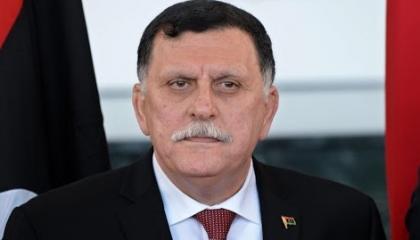 السراج يبحث رفع الحصار عن حقول النفط مع سفير واشنطن لدى تركيا