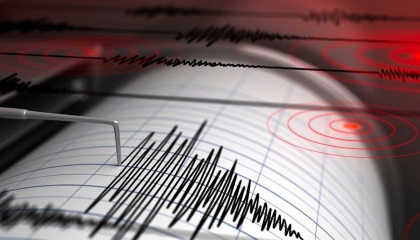 زلزال بقوة 4.1 ريختر يضرب مقاطعة إسكي شهير التركية