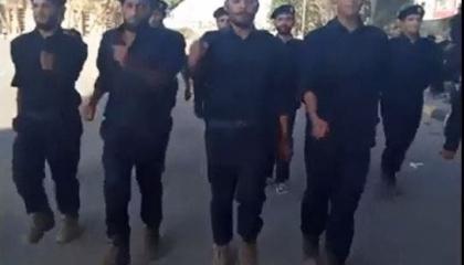 بعد تدريبهم بمعسكرات تركية.. مرتزقو الوفاق بزي الداخلية في شوارع طرابلس