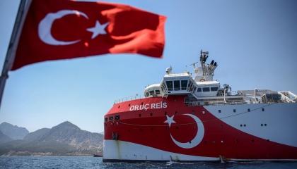 بعد تحذيرات اليونان.. تركيا تسحب سفنها العسكرية من شرق المتوسط