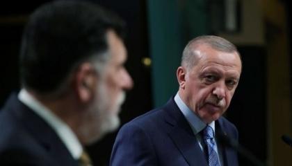 صحيفة فرنسية: حكومة السراج تنقذ الليرة التركية بـ8 مليارات دولار