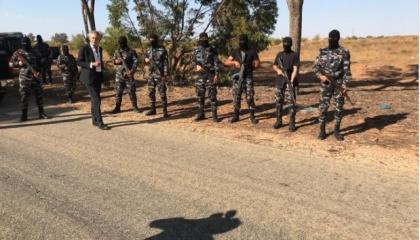 رغم نفي «الوفاق».. المفكر الصهيوني زار ترهونة وسط حماية من «شرطة السراج»