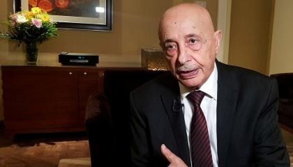 عقيلة صالح يزور المغرب بدعوة رسمية