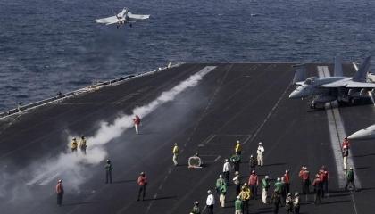 بتدريبات عسكرية مشتركة في شرق المتوسط.. أمريكا تنحاز لليونان ضد تركيا
