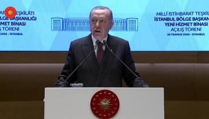 أردوغان: تركيا احتلت مكانتها كقوة عالمية بفضل «الاستخبارات»