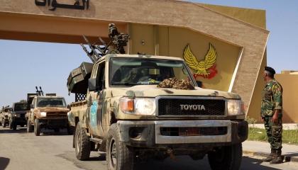 الجيش الليبي يدمر 3 مركبات استطلاع تابعة لميليشيات الوفاق غرب سرت