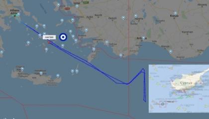 طائرات اليونان تراقب «شرق المتوسط» لرصد أي انتهاكات تركية بالمنطقة